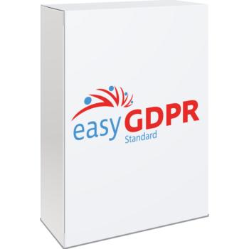 easyGDPR Standard Software Produkt