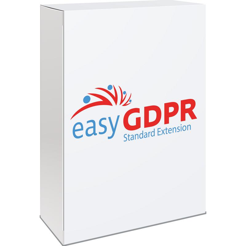 easyGDPR Standard Lizenzverlängerung