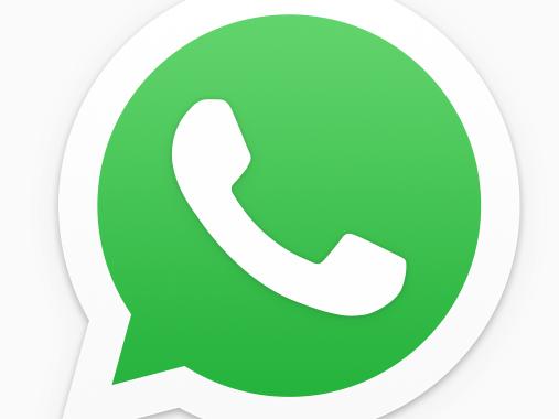 WhatsApp Logo - Das bekannte Logo des Messenger-Dienstes