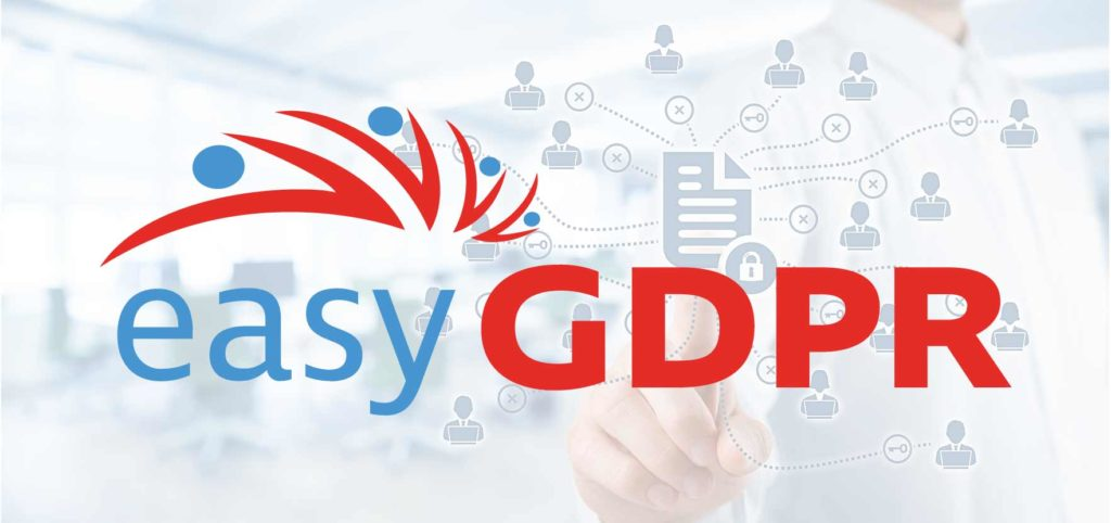 easyGDPRv Logo
